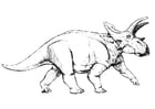anchiceratops - dinosaurie