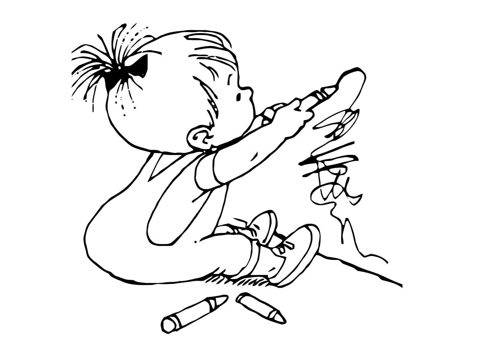 m u00e5larbild barnteckningar
