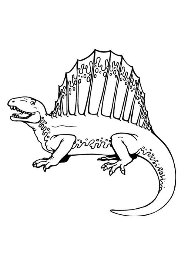 M larbild dinosaurie Bild 9369