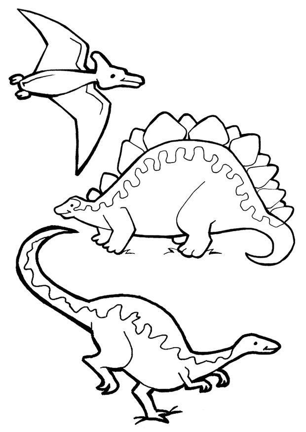M larbild dinosaurier under vatten bild 7081 images - Top coloriage dinosaures ...