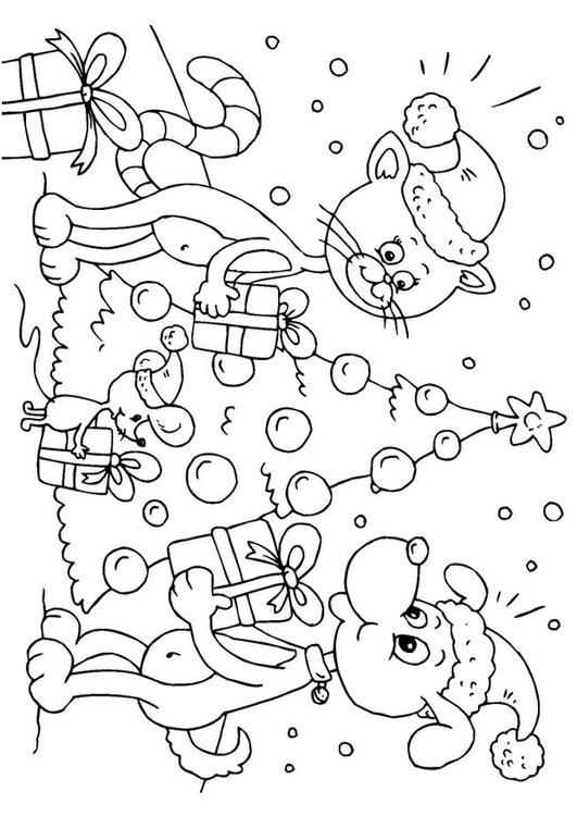 M 229 Larbild Djurens Jul Bild 23373
