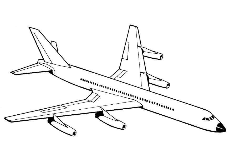 M larbild flygplan bild 18885 - Dessin porte avion ...