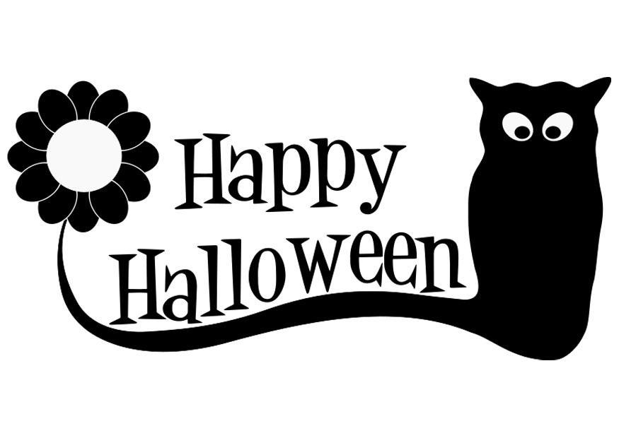 Målarbild Happy Halloween - Bild 19721.