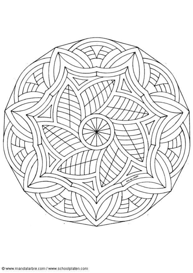 M 229 Larbild Mandala 1602m Bild 4512
