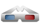 bild 3D-glasögon