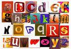 Foto alfabet