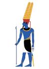 bild Amun efter Amarnaperioden