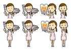 bild att borsta tänderna