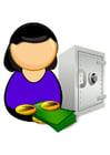 bild banktjänsteman