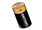 bild batteri
