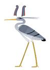 bild Bennu-fågel