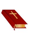bild bok av Sankt Nikolaus