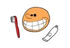 bild borsta tänderna