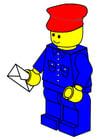 bild brevbärare