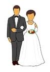 bild bröllop