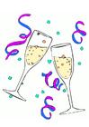 bild champagneglas