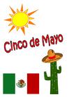 bild Cinco de Mayo - femte maj