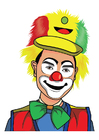 bild clown
