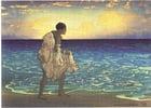 bild fiskare från Hawai
