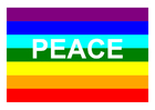 bild fredsflagga