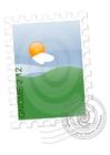 bild frimärke