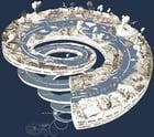 bild geologisk spiral