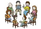 bild gruppsamtal