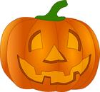 bild Halloween pumpa