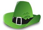 bild hatt Saint Patrick's Day