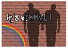 bild homosexuellt par
