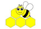 bild honungsbi - framsida