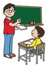 bild i klassrummet