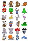 bild ikoner för barn
