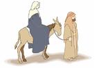 bild Josef och Maria