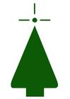 bild julgran