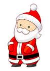 bild jultomte
