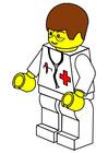 bild läkare - doktor