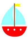 bild liten båt