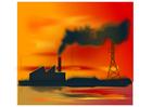 bild luftföroreningmiljövänlig