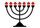 bild menorah