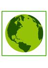 bild miljövänlig jord