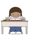 bild på lektionen