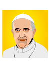 bild påve Francis