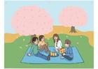 bild picknick