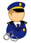 bild poliskonstapel