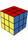 bild Rubiks kub