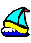 bild segelbåt