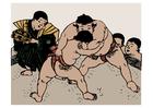 bild sumobrottning