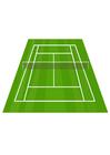 bild tennisbana