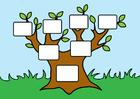 bild tomt stamträd